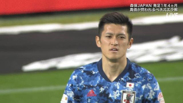 ◆親善試合◆日本×ベネズエラ 前半38分ソテルドにも決められ0-4…森保解任待ったなし!