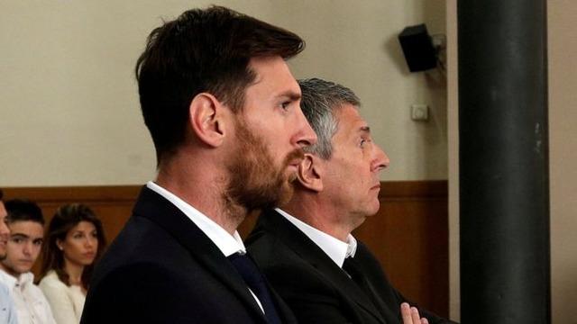 ◆速報◆リオネル・メッシ、脱税容疑スペイン最高裁で21ヶ月の実刑確定!