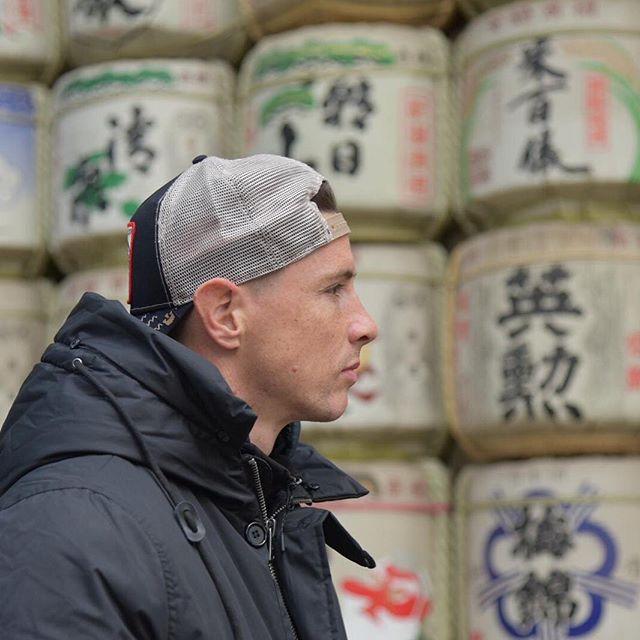 ◆Jリーグ◆勝者F・トーレス師匠、渋谷スクランブル交差点につづいて明治神宮出没!