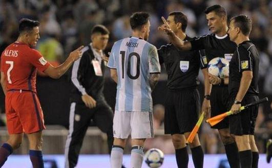 ◆W杯南米予選◆FIFAがメッシへの出場停止処分撤回!苦しい言い訳が認められる