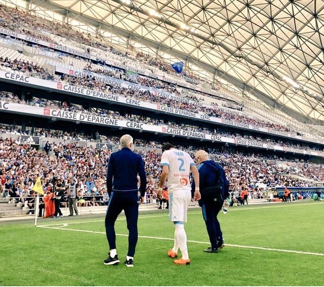 ◆朗報◆マルセイユDF酒井宏樹の負傷全治3週間、W杯に間に合う見込み マルセイユ公式が発表!