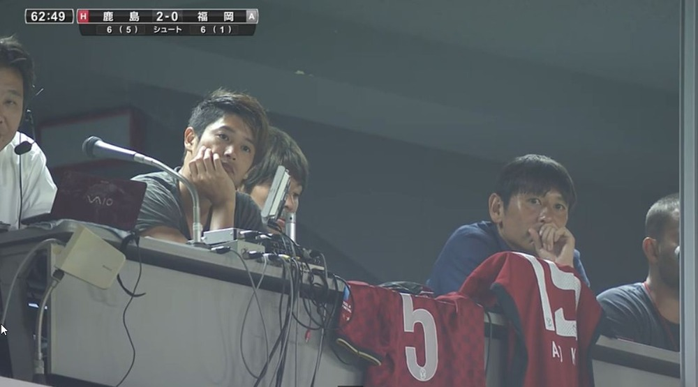◆J小ネタ◆川崎F、内田篤人に暗にDisられる?・・・・『勝てないチームはいつも2位。そういうものです』