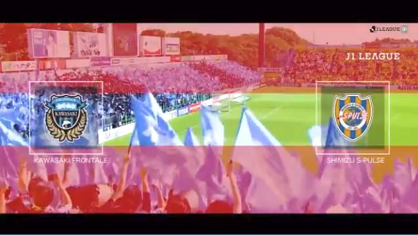 ◆J1◆15節 川崎F×清水 中村憲剛2発!川崎3-0で完勝で暫定3位浮上