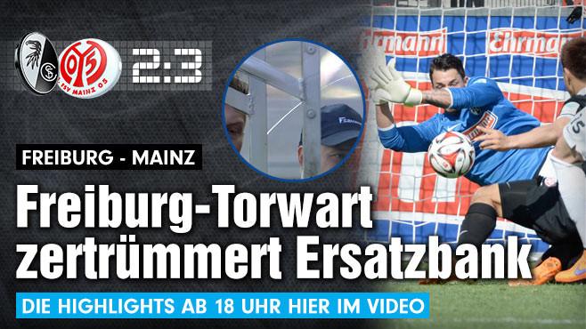 ◆ブンデス:ハイライト◆フライブルク×マインツ 岡崎、2発のバースデー弾で今季12点目!マインツは4試合ぶり勝利