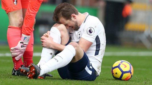 ◆朗報◆重症の怪我でW杯ピンチと思われたハリー・ケイン、「深刻ではない4週間程度で復帰」とBBCが伝える