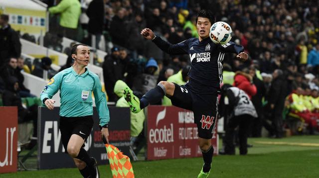 ◆リーグ・アン◆マルセイユDF酒井宏樹、フランスのアジア人選手へ対する敬意の欠如を指摘「スシをよく耳にする」