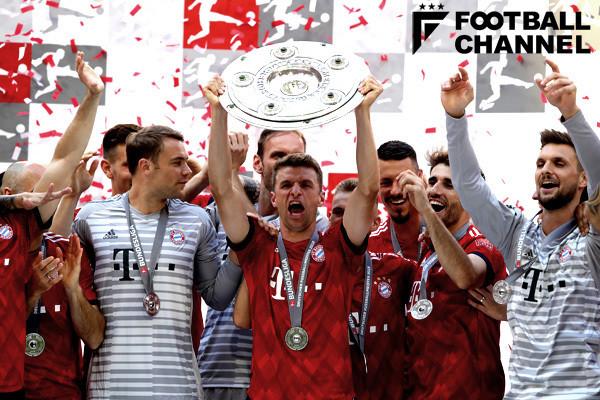 ◆コラム◆ブンデスリーガ弱体化の原因とは。バイエルン「1強」ドイツサッカー界への影響