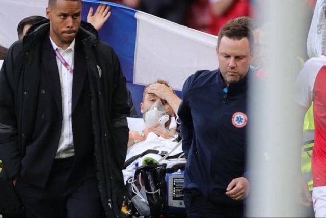 ◆速報◆UEFAが公式発表、エリクセンはコペンハーゲンの病院に搬送され容態は安定した模様