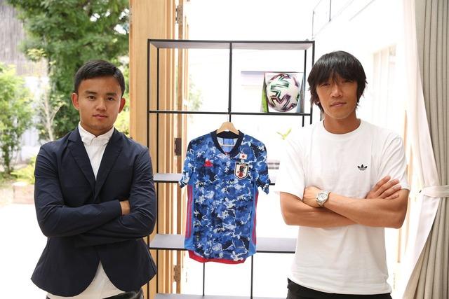 ◆画像◆久保建英くんさん、中村俊さんと初共演!