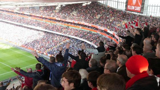 ◆コラム◆「サッカーファンは幸せになれない」というイギリスの研究結果が発表される