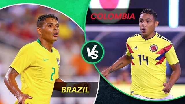 ◆親善試合◆ブラジル×コロンビア、ハメス不在のコロンビア、ムニエの2Gで逆転もネイマールが決めてブラジルとドロー、