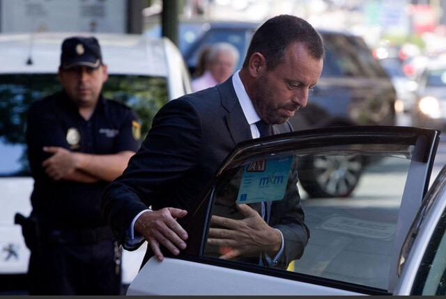 ◆悲報◆バルサ元会長マネロン容疑で逮捕!CBFテイシェイラ元会長も関与の疑い