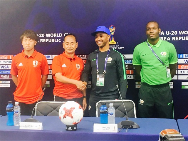 ◆U20W杯◆日本初戦の相手南アの169cmの選手がデカすぎると話題に!