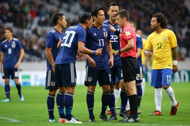 ◆日本代表◆VARでPK取られた吉田麻也「イングランドでやったら全員ファウル」
