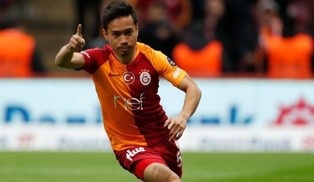 ◆トルコ◆長友佑都、トルコ移籍後初ゴールをヘッドで決める!