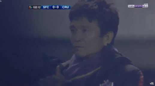◆悲報◆ACL-PO 広島指揮官城福浩の顔色、早くも土色(´・ω・`)