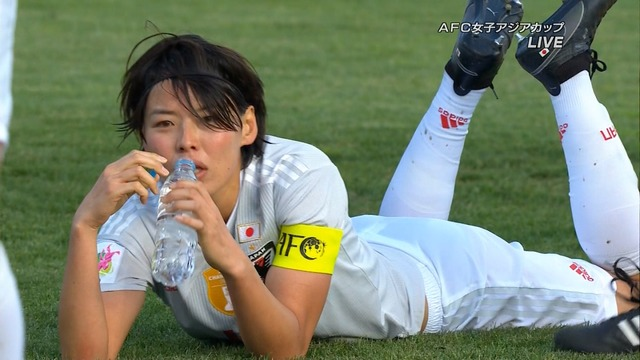 ◆女子CL◆なでしこ熊谷紗希の左足スーパー無回転ミドルの弾道がエグすぎる件