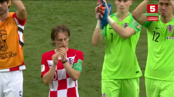 ◆W杯速報◆ロシアW杯MVPはクロアチア代表モドリッチ!