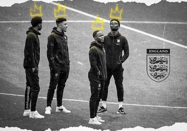 ◆悲報◆デングリの日本人差別にだんまりの大坂なおみがイングランド代表黒人選手への差別には速攻反応しててクソワロタwww