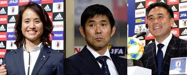 ◆日本代表◆男子A代表、U20代表、なでしこ…日本代表の日本人監督揃いも揃って愚将説急浮上