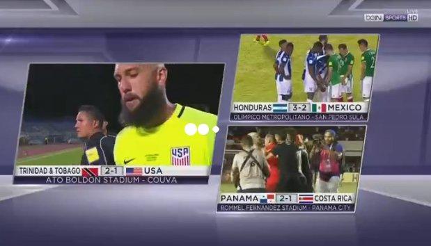 ◆W杯予選◆アメリカがまさかの予選敗退!パナマが初のW杯出場権獲得、アジアとのPOはホンジュラスに