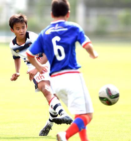 ◆U世代◆元バルサ所属 14歳久保建英が来季、飛び級でFC東京U18昇格