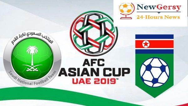 ◆アジア杯◆E組1節 サウジ×北朝鮮 サウジ後半も2得点4-0で快勝!北朝鮮退場者出し為す術なし