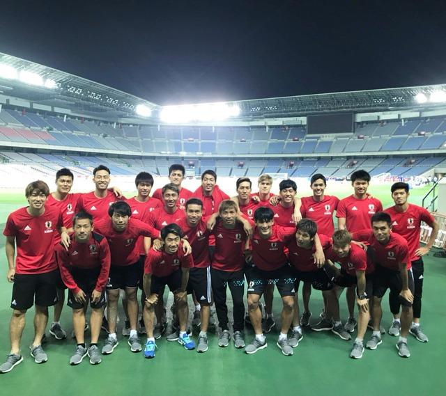 ◆日本代表◆ハイチ戦チケット販売危機に長友・吉田・槙野らがファンにSNSで「試合見に来て」アピール