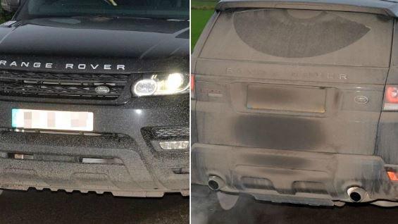 ◆プレミア◆中国かMLSへ移籍と噂のマンUシュバイニー、練習場に泥だらけの車で現れ15分でさっさと帰っていった