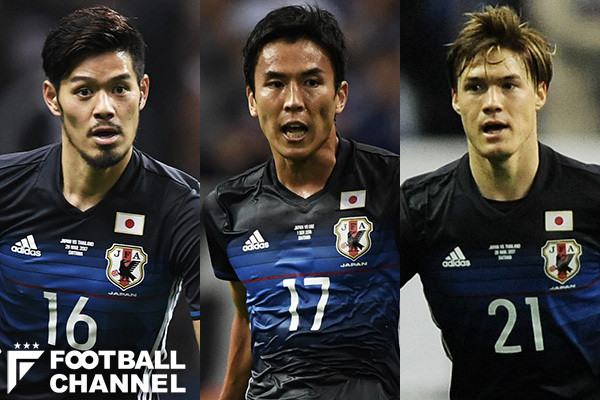 ◆日本代表◆ハリルJ、顕在化したボランチの人材難。キャプテン長谷部の後継者を探せ