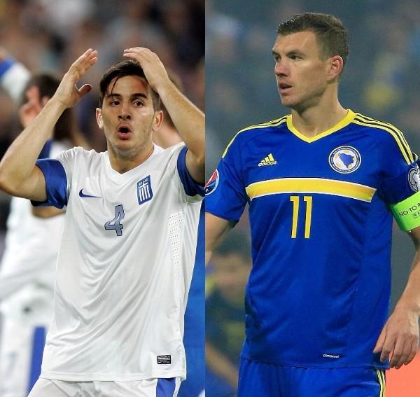 ◆W欧州予選◆W杯欧州予選、ボスニアとギリシャが試合終了後に流血乱闘!FWジェコの行動がきっかけに