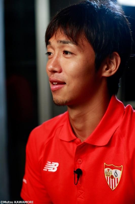◆リーガ◆セビージャMF清武弘嗣「スペインはプライドが高い選手も多く、孤独を感じますね…サッカー以外のことが一番苦しい」