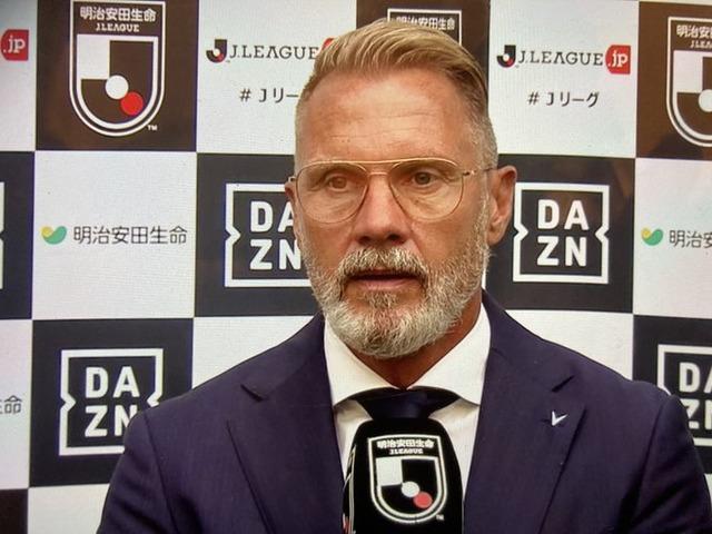 ◆Jリーグ◆神戸指揮官フィンクにトルコ強豪ベジクタシュ、仏1部ボルドーなどから関心