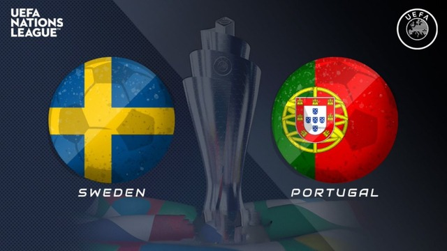 ◆UNL◆3組2節 スウェーデン×ポルトガル ポルトガル、ロナウド2発で代表通算101ゴール!0-2で快勝!3組首位