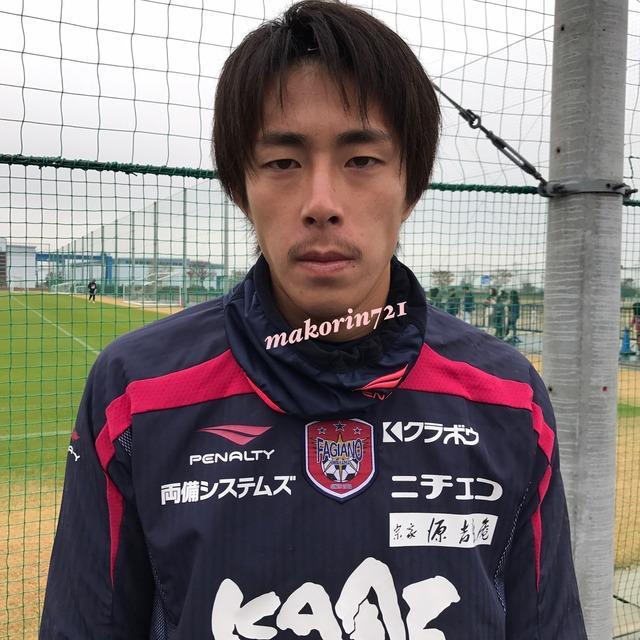◆画像◆岡山の元五輪代表GK櫛引政敏選手の顔から生気が抜けていると話題に!