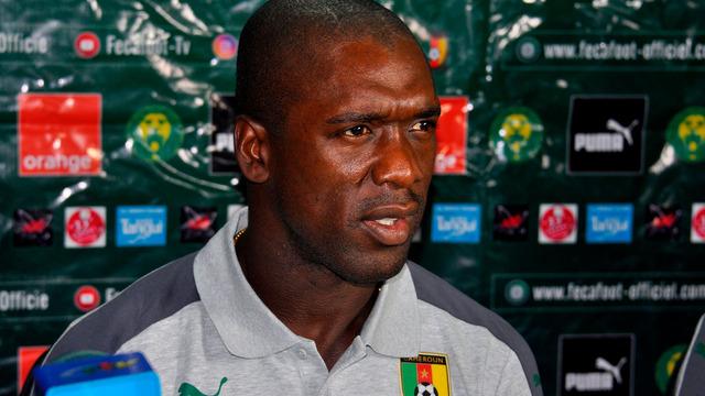 ◆アフリカ◆カメルーン代表セードルフ監督「有望な若手は中国やアジアでプレーするべきではない」