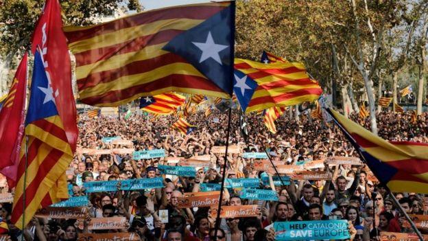 ◆リーガ◆カタルーニャ州独立宣言!しかし承認する国なし・・・どうするバルサ