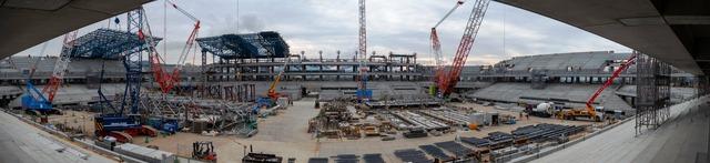 ◆朗報◆京都亀岡スタジアムの工事、順調に進んでいる模様