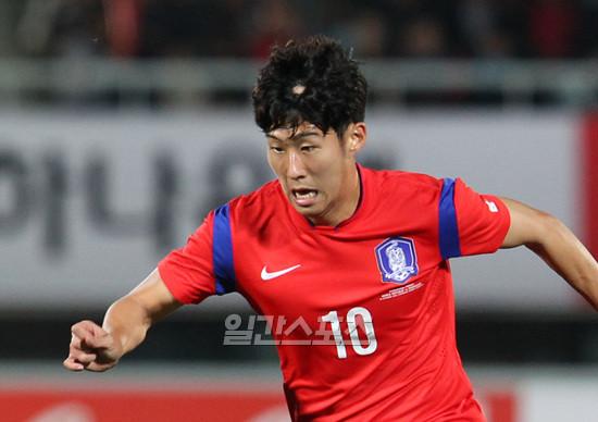 ◆悲報◆韓国代表ソン・フンミン、円形脱毛症がバレる