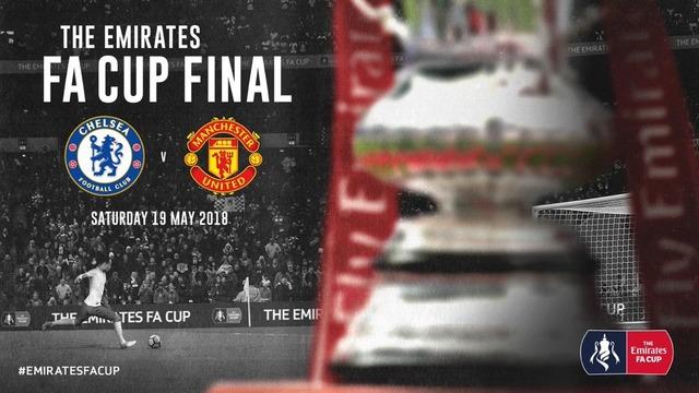 ◆FA杯◆決勝 チェルシー×マンUチェルシー、アザールのPKの1点を守りきり優勝!
