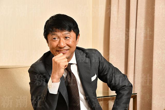◆元日本代表◆武田修宏氏、インサイダー疑惑で事情聴取 株取得はオウンゴール