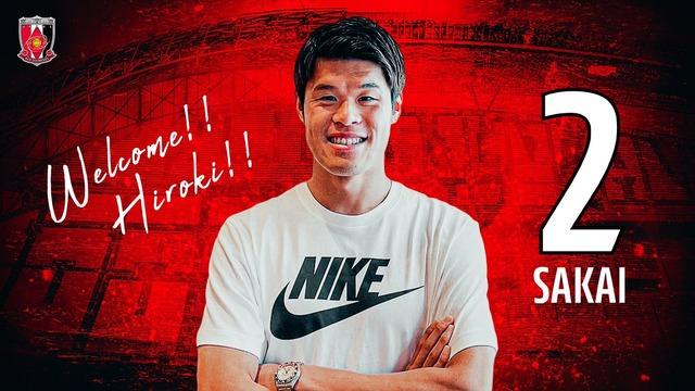 ◆J大物補強◆浦和レッズ、マルセイユDF酒井宏樹の完全移籍加入を正式発表!