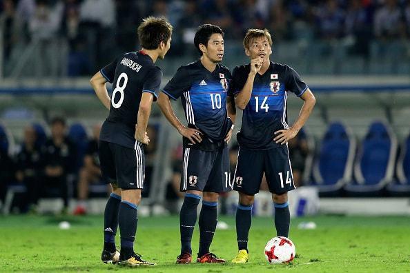 ◆W杯◆日本の実力はW杯出場決定国の中で何番目?英紙が現段階でのランキングを発表!