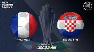 ◆UNL◆3組2節 フランス×クロアチア クロアチア追いすがるもフランス4発で突き放し連勝