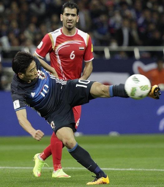 ◆日本代表◆香川真司、W杯のトラウマがマイナスに作用?『ゴールもアシストも自分一人でやろうとして』自滅する