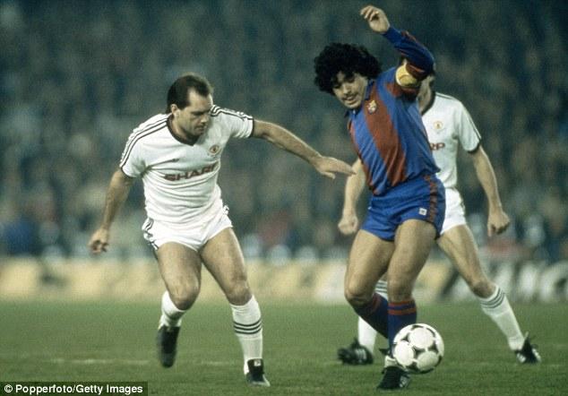 ◆移籍金記録◆マラドーナのバルサ移籍時('82年)は£3mだった・・・現在の記録はベイルの£80m・・・欧州サッカー移籍金記録更新の歴史