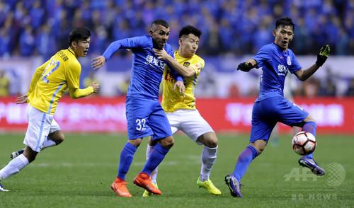 ◆中国超級◆テベスぶっちゃける 中国サッカーは「50年かかっても欧州と渡り合えない」