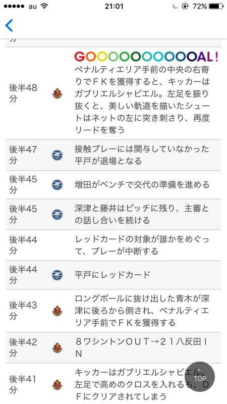 ◆悲報◆家本主審 町田×名古屋で人違い退場させてブーイングの嵐