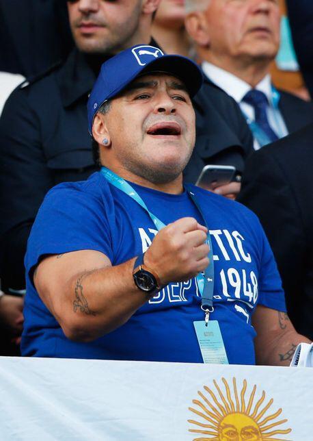◆動画◆ラグビーW杯アルゼンチンのトライに大歓喜のマラドーナが熱すぎると話題に!