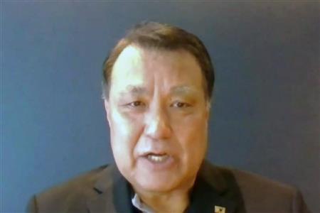 ◆東京五輪◆JFA田嶋幸三会長「23才以下が望ましい」と24才引き上げ案に否定的